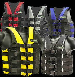 KAYAK-SKI-BUOYANCY-AID-IMPACT-LIFE-JACKET-PFD-VEST-ALL-SIZES-COLORS