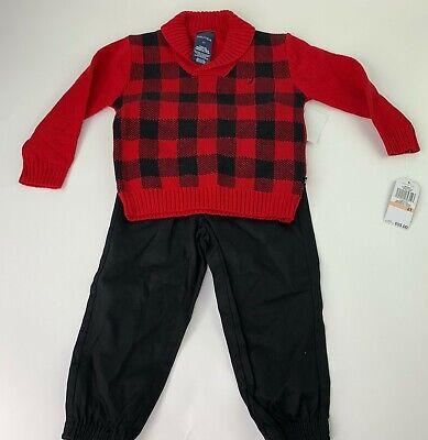 Nautica Little Boys 2-Piece Outfit Set Size/2T