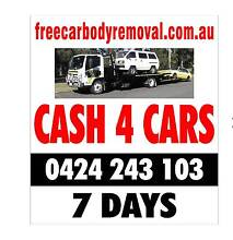 AAA ALL AREAS CAR BODY REMOVALS Capalaba Brisbane South East Preview