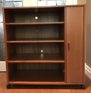 TV/Stereo Console unit or bookcase