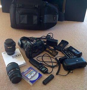 Nikon D300 Youngtown Launceston Area Preview