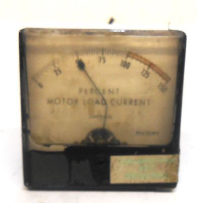 Simpson Motor Load Current 42782