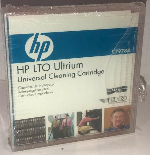 HP LTO Universal Cleaning Cartridge Tape