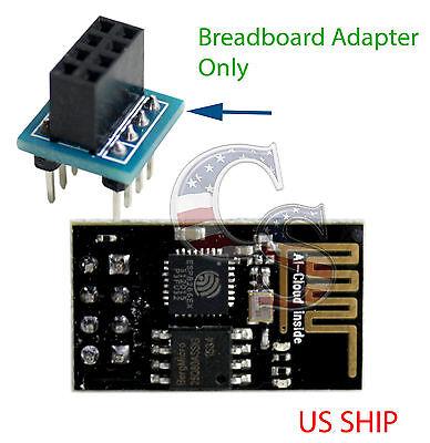 Breadboad Adapter For ESP8266 Serial WIFI Wireless Transceiver Module LWIP AP