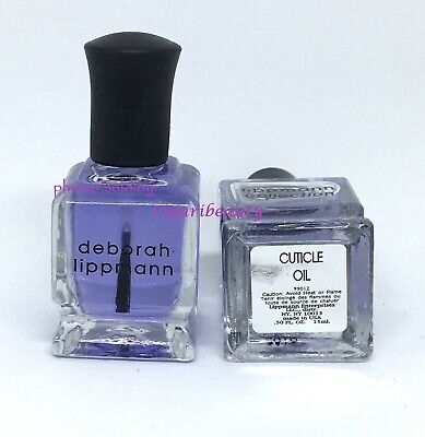 Deborah Lippmann CUTICLE OIL .5oz NO BOX