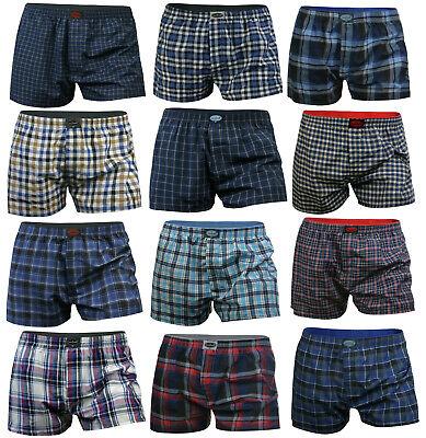 4-20 Boxershorts Webboxer Herren Boxer Shorts Unterhose Unterwäsche