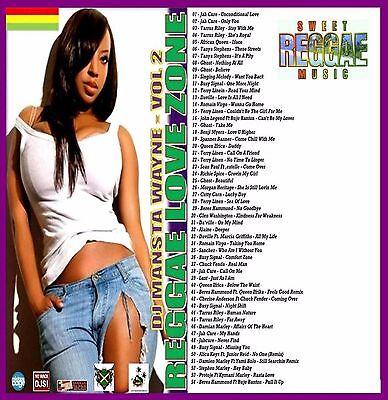 REGGAE LOVERS ROCK LOVE ZONE MIX CD PART 2