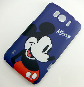 New Cartoon Mickey Mouse Designs Hard Cover Case for HTC Sensation XL