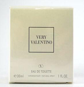 (GRUNDPREIS 266,33€/100ML) VALENTINO VERY VALENTINO FEMME WOMAN 30ML EDT SPRAY