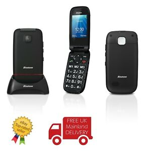 Binatone M405 Big Button Unlocked Sim Free GSM Mobile Phone SOS Senior Citizens