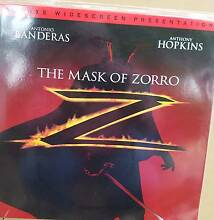 THE MARK OF ZORRO St Marys Mitcham Area Preview