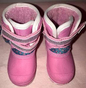 """Toddler Winter Boots - Size 5 """"Like New"""""""