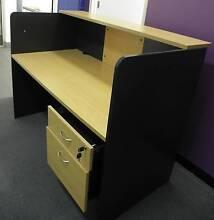 Office Reception Desk Richmond Yarra Area Preview