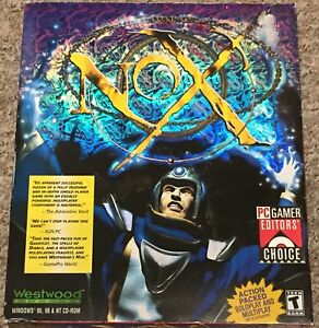 Nox Westwood Studios PC Gamer Editor's Choice Game