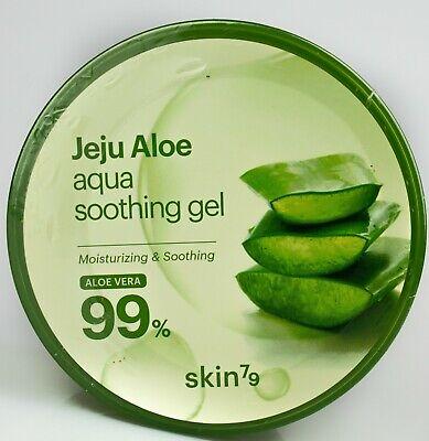 SKIN79 Jeju Aloe Aqua moinstrizing & soothing gel 300g / 99% ALOE VERA / UK Sell