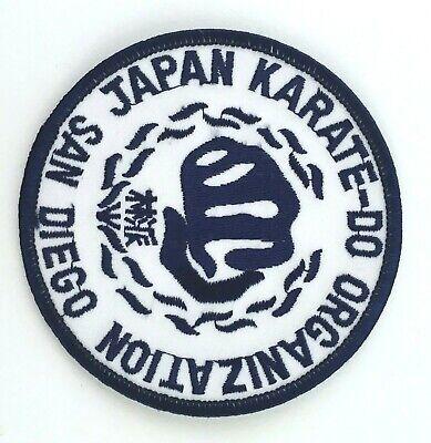 1970/'s patch,new old stock judoka limited dojo