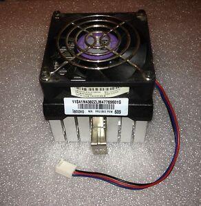 Dissipatorre-CPU-IBM-LENOVO-A60-THINKCENTRE-41N8249-AMD-AM2-41N8244