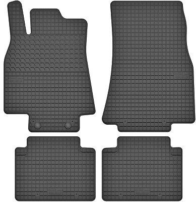 Gummimatten Gummi Fußmatten Satz Mercedes-Benz A-Klasse W169 B-Klasse W245