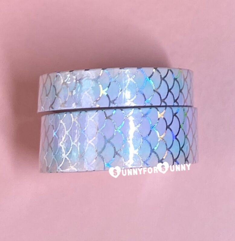 Simply Gilded *MERMAID/MERMAN* Mer-Tail Washi Tape Set