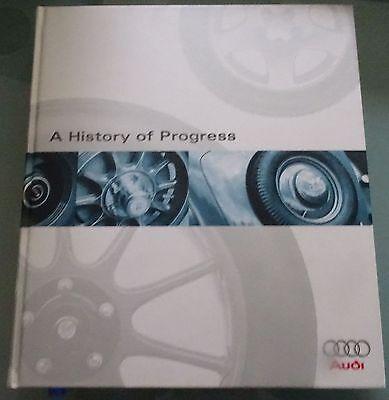 Audi - A History of Progress - 1899-1996