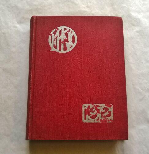 1912 OHIO STATE University MAKIO YEARBOOK