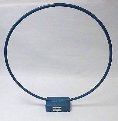 Electro-metrics Alp-10 25 Hoop Antenna 20 Hz To 100 Khz 625mm
