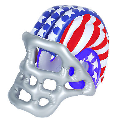 Inflatable American Football Helmet - NFL League Blow Up Costume Sport Party - Blow Up Football Helmets