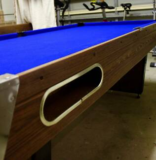 Retro Vintage Pool Table Hornsby Heights Hornsby Area Preview