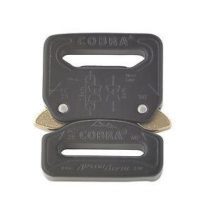 DREDD3D-FC25KFF-AustriAlpin-Cobra-25-28mm-1-Buckle-Both-Fixed-Judge-Dredd