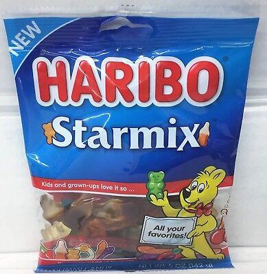 Mix Gummy - Haribo Gummi Star Mix 5 oz Gummy