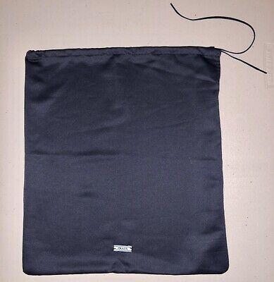 "PRADA Large Drawstring Dust Cover Bag (13"" X 15"")- 100% Authentic"