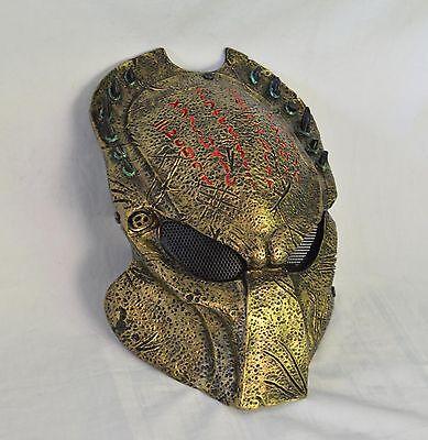 7867694bbdb4c Golden Paintball BB Gun Full Wire Mesh Protection Alien Vs Predator Mask  M014B
