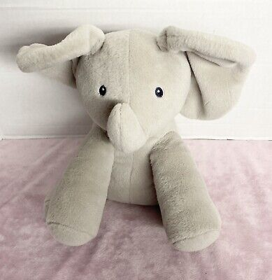 GUND Baby GUND Baby Animated Flappy The Elephant Stuffed Animal Plush, Gray