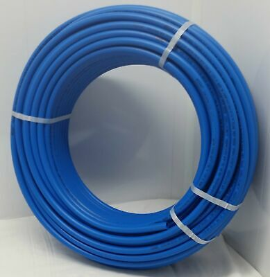 1 - 300 Coil - Blue Certified Non-barrier Pex Tubing Htgplbgpotable Water