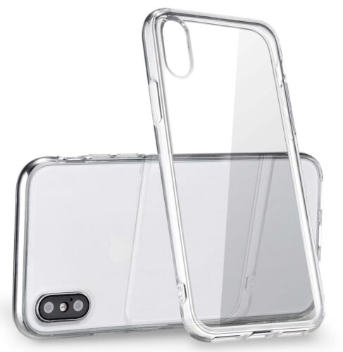 Clear Thin Tpu Case For Iphone X Xs Transparent Bumper Gel Iphone 10 10s Cover