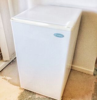 Small Westinghouse fridge with freezer compartment