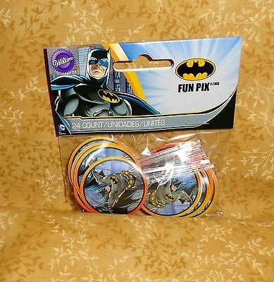 Batman,The Dark Knight,Cupcake - Batman Cupcake Liners