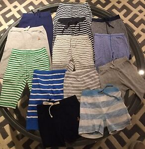 Spring/Summer Light pants and shorts 6-12 months boy