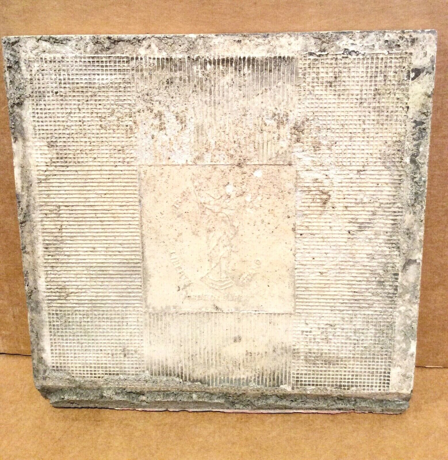 4 Tile Panel, Japan, Geometric Deco, Liberty Brand, 1920 s, 12x12, Japanese - $249.99