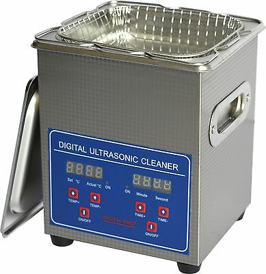 2l Ultrasonic Cleaner Stainless Steel Cleaning Machine Jps-10a 110v220v