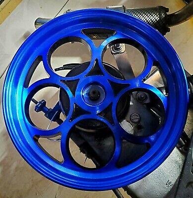 ((BLACK FRIDAY DEAL)) HONDA DIO AF18 AF27 AF28 AF34 AF35 Aluminum wheels Rims