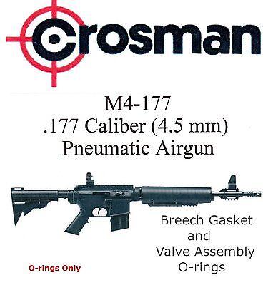 Crosman M4-177 O-ring Seal Kit