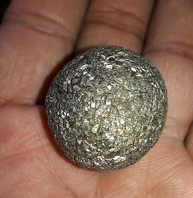 Pyrite Stone Sphere For Business Growth Prosperity And Positive Energy