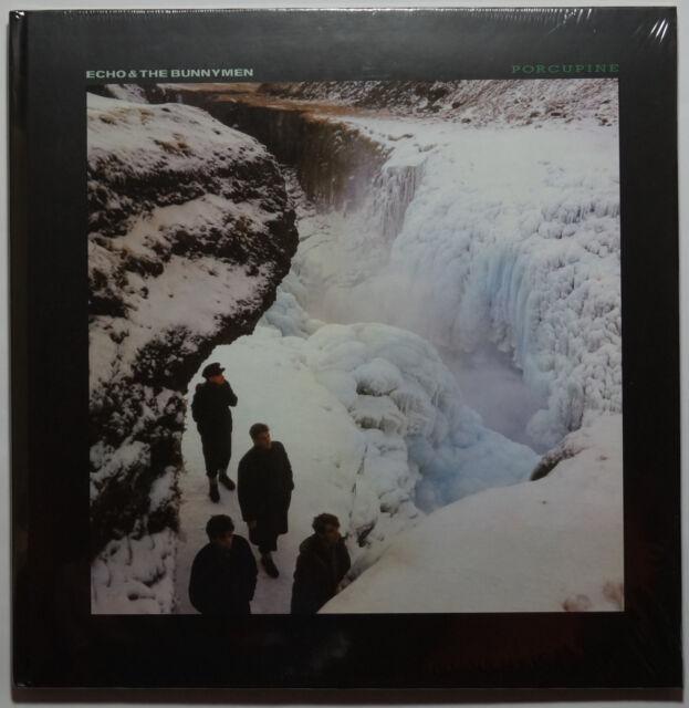 Echo & the Bunnymen - Porcupine 2LP remastered Hardbook-Edition NEU/SEALED