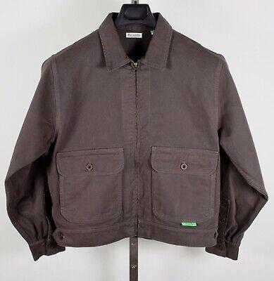 New sz Small Willy Chavarria gray denim jacket Capitalism is Heartless Gaguma