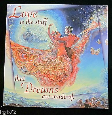 Leanin Tree Valentine Card Valentine's Day Dreams Romance Love V65 - Valentine's Day Tree