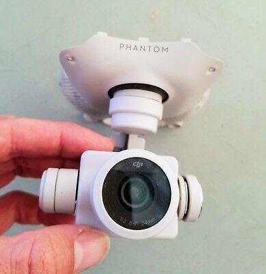DJI Phantom 4 Pro Camera 4K Video 20MP Camera and Gimble (Pro/Pro+)
