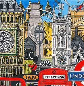WESTMINSTER-Limited-Edition-Print-numbered-signed-by-the-artist