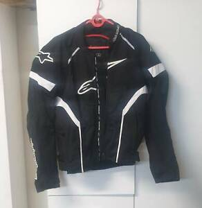 2016 Alpinestars T-GP Air Large Motorcycle Jacket