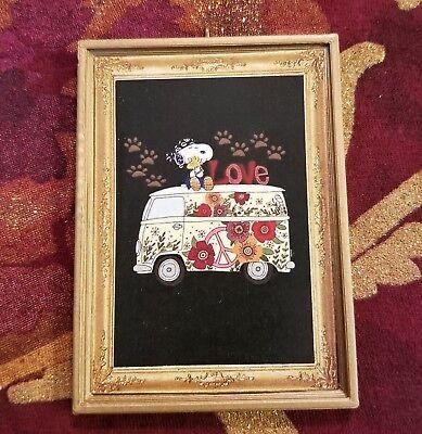 Bus Christmas Ornament/Magnet/Dollhouse Mini (Snoopy Christmas Ornament)